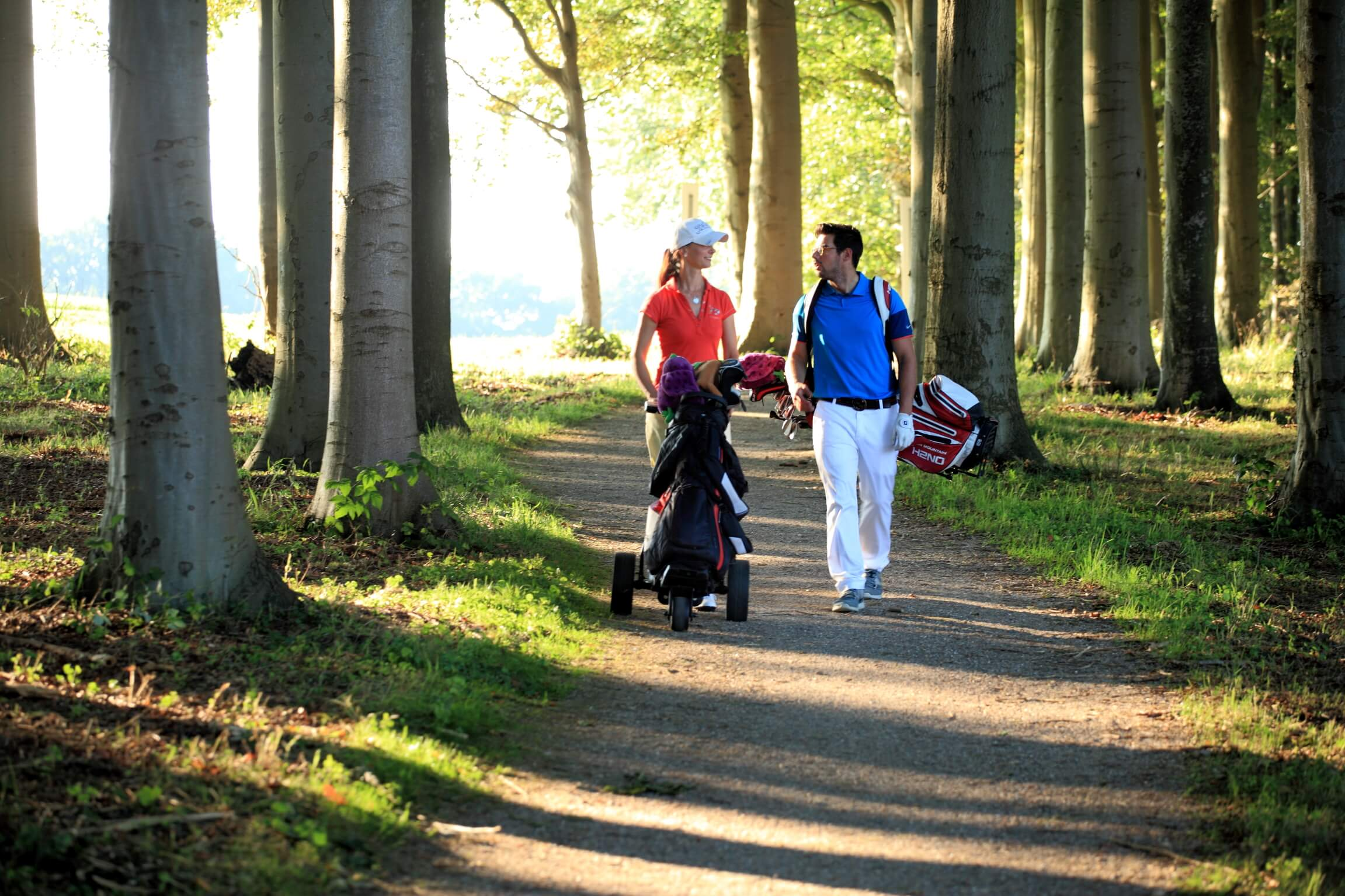 Golf-& Landclub Gut Uhlenhorst Trolley-Weg