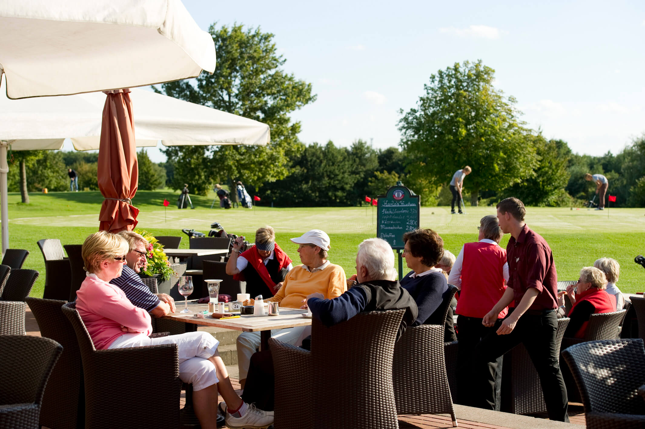 Golf-& Landclub Gut Uhlenhorst Clubhouse