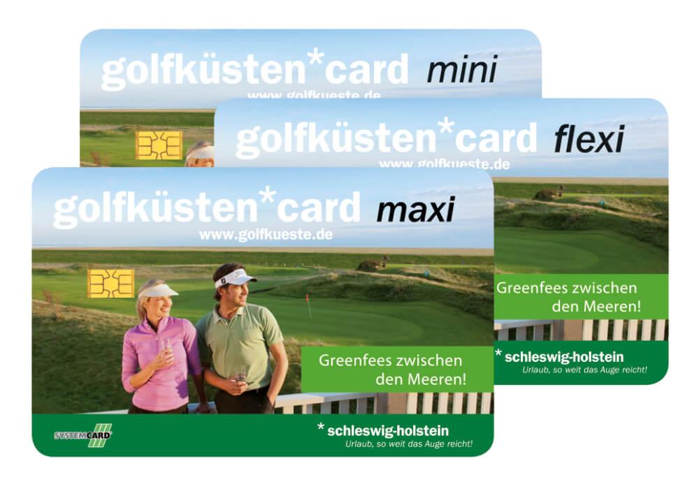 golf schleswig holstein karte Vorteilskarten   Golfküste Schleswig Holstein